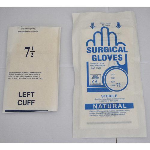 Latex Surgical Gloves-Latex Surgical Gloves pvc gloves Latex examination gloves pvc latex gloves Zhejiang Zhuoyi Industrial & trading Co.  Ltd