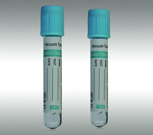 sodium 9nc-blood collection tube