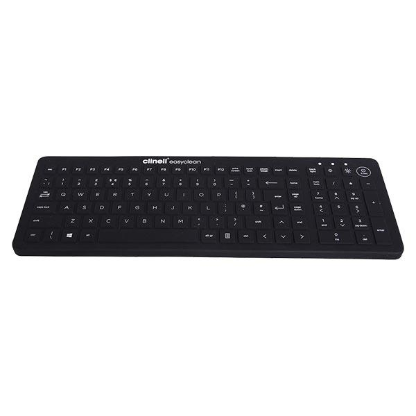 Clinell Easy Silicone Keyboard (Black) – Welcome to Sanichem