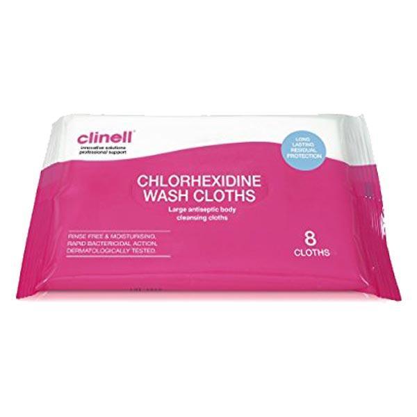 Clinell 2% Chlorhexidine Wash Cloths – Welcome to Sanichem