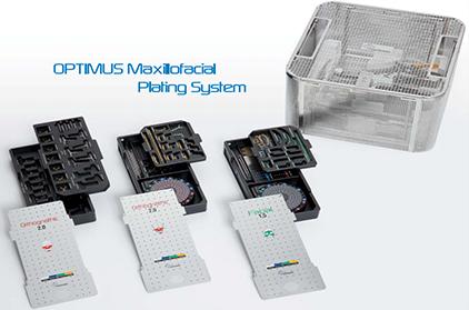 OPTIMUS MAXILLOFACIAL PLATING SYSTEM - OSTEONIC