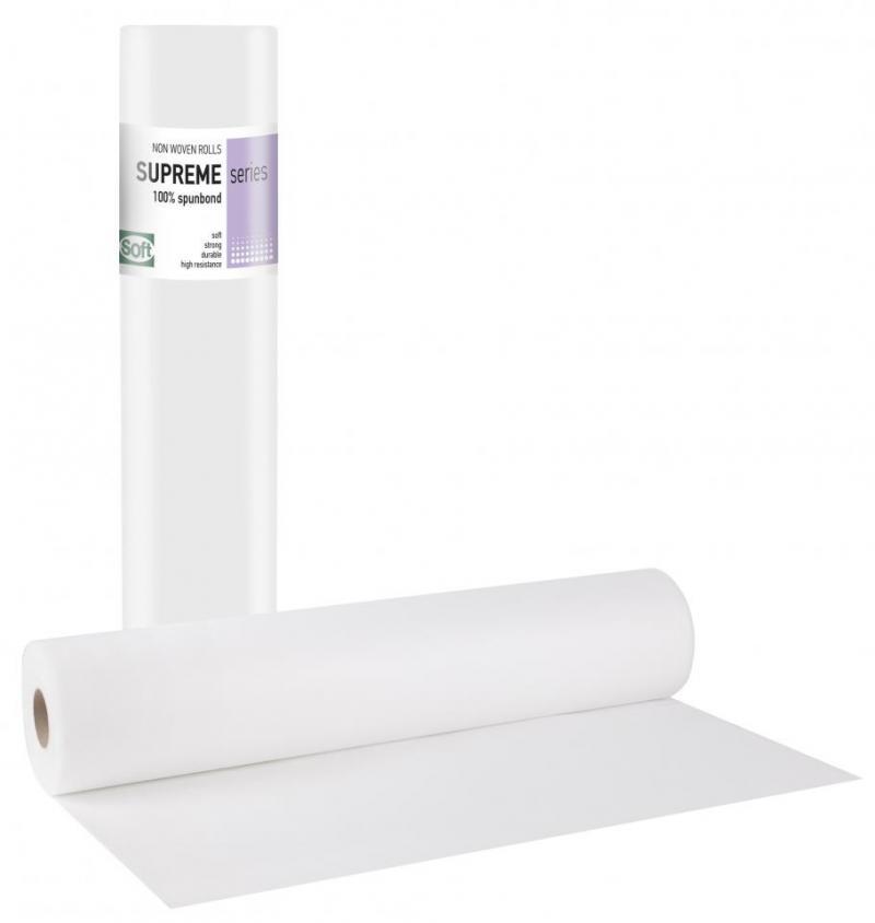 Non woven roll White 20gr