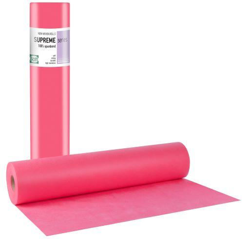 Non woven roll Pink 20gr