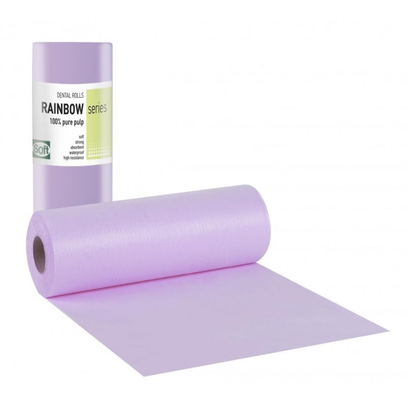 Dental roll Purple