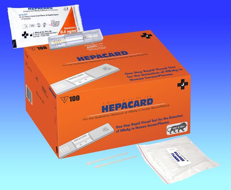 HBV/ HbsAg rapid Test
