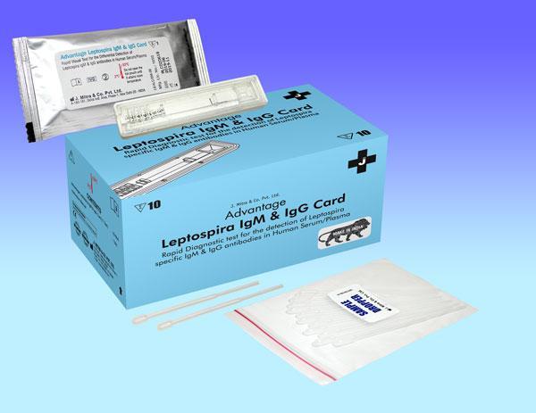 Leptospira Rapid Test
