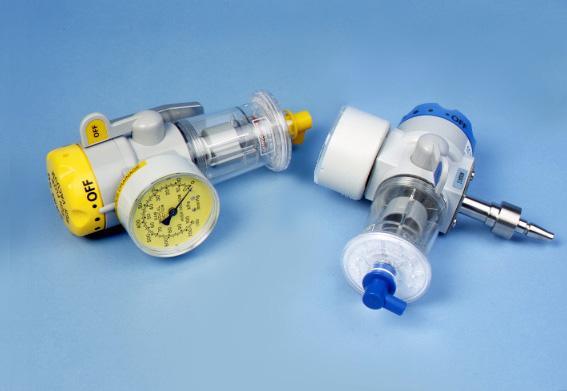 High and Low Vacuum Medical Regulators