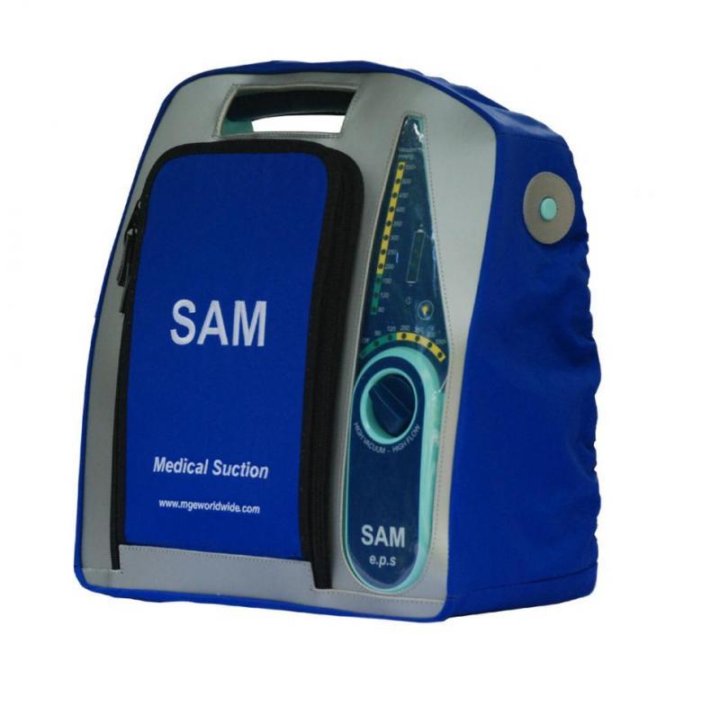 Portable Emergency Medical Suction Unit