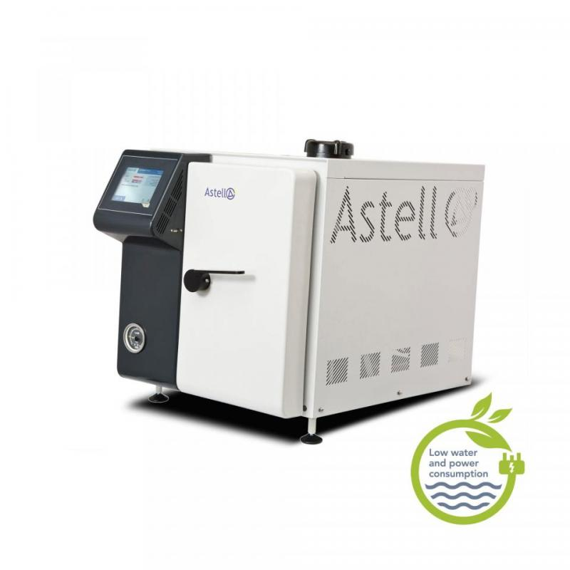 Astell closed door drying benchtop autoclave