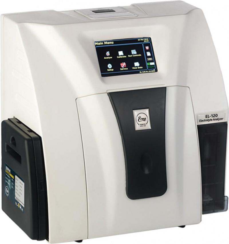 EL-120 Electrolyte Analyzer