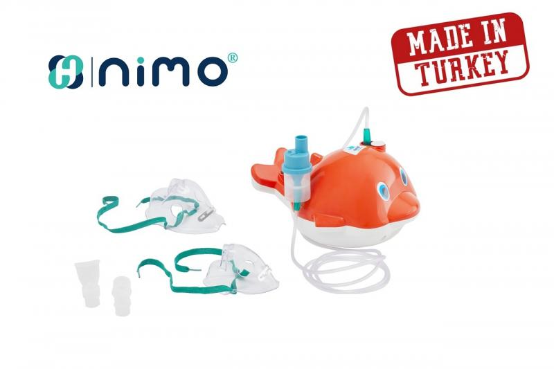 Nimo Pediatric Fish Nebulizer HNK-NBL-FISH