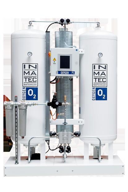 IMT POC - INMATEC oxygen generator