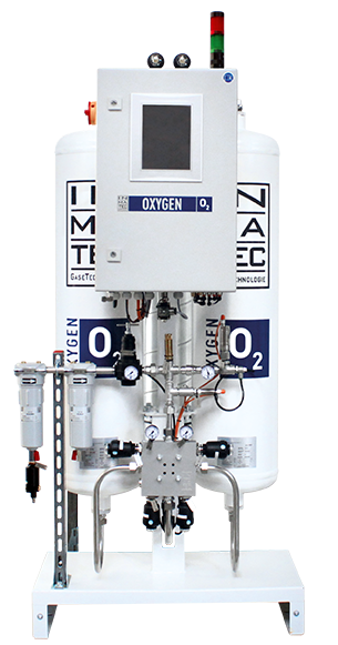 IMT POC MED - INMATEC oxygen generator