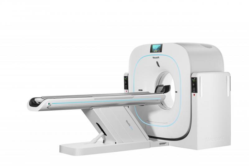 NeuViz Glory 256 slice CT scanner