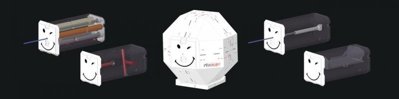 RUBY The Modular QA Phantom
