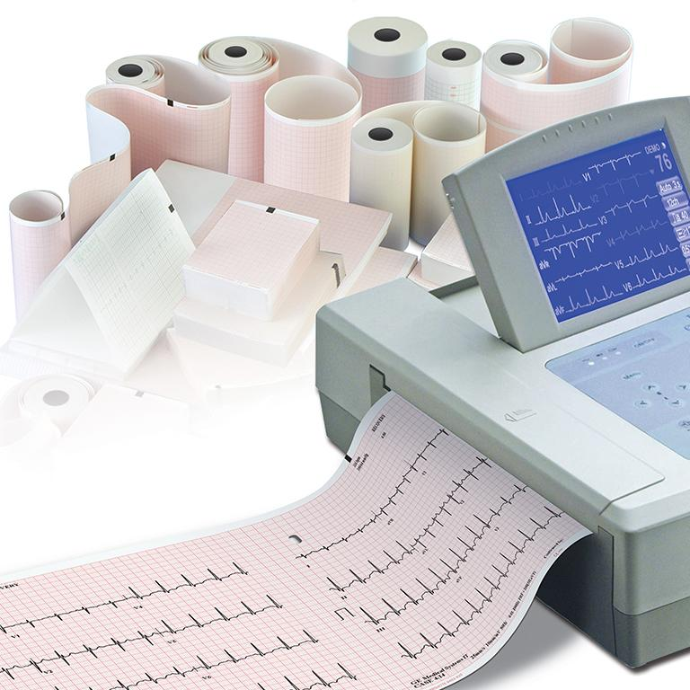 Sonomed Medical Chart Paper   Tele-paper (M) Sdn Bhd