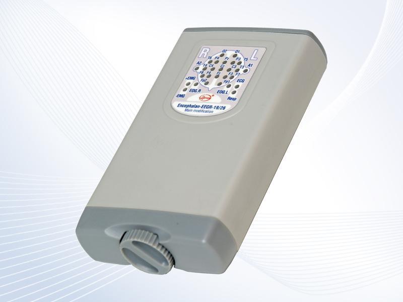 """Electroencephalograph–recorder """"Encephalan–EEGR–19/26"""". Main modification"""