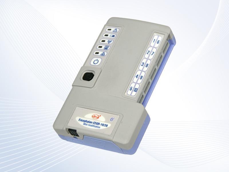 "Electroencephalograph–recorder ""Encephalan–EEGR–19/26"". Modification ""Mini"""