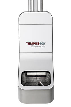 Tempus600 Receiving Tray
