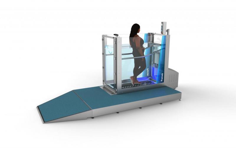 FOCUS Aquatic Treadmill