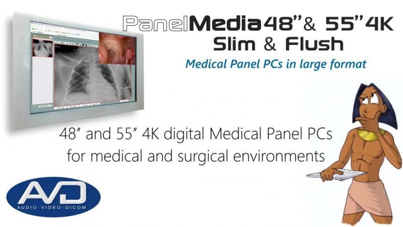 "PanelMedia 48"" and 55"" 4K"