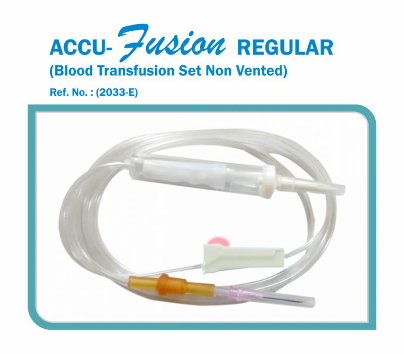 BLOOD TRANSFUSION SET