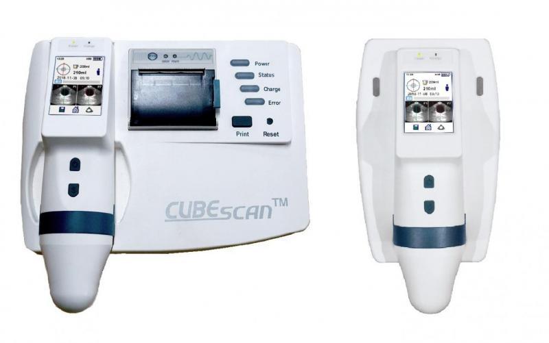 CUBEscan BioCon-900S, Bladder volume measurement system