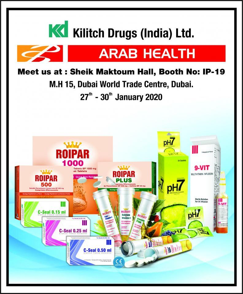 Wide range of OTC products