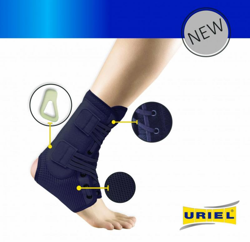 Lace-up Ankle Stabilizer