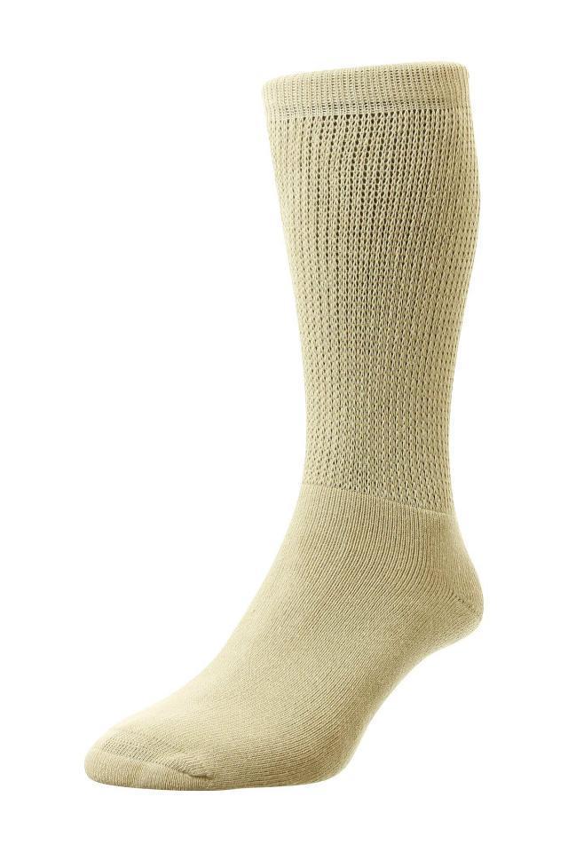 Bamboo Fiber Antibacterial Diabetic Socks