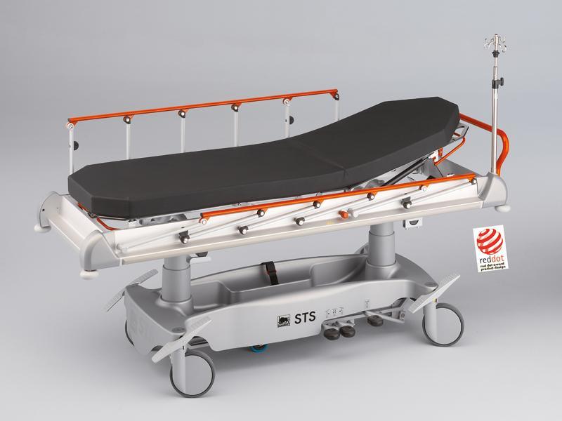 Patient stretcher STS Model 282.1010.1