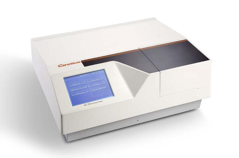 absorbance microplate reader / ELISA KC-100