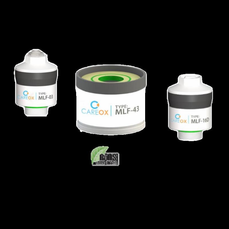 LEAD-free O2 Sensor