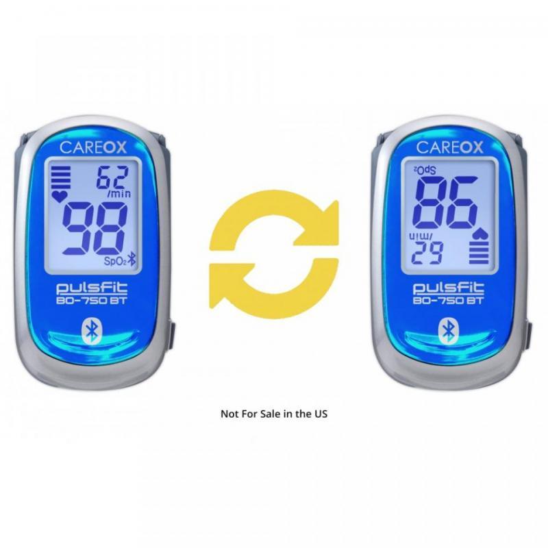 Bluetooth Pusle Oximeter