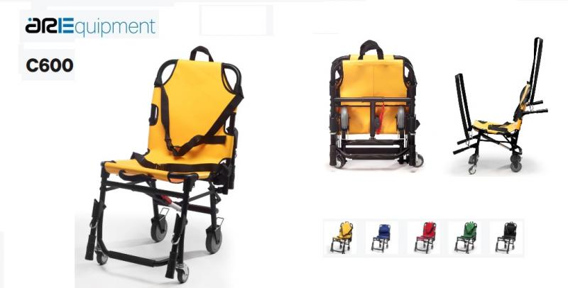 ARE C600 Foldable Orthopedic Wheelchair