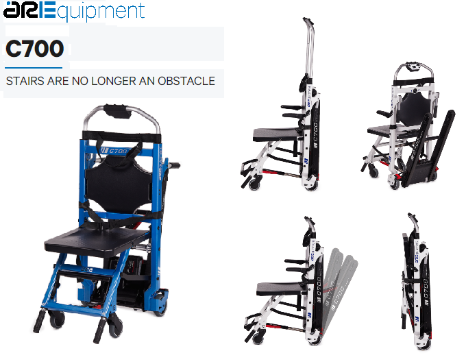 ARE C700 Electric Evacuation Chair