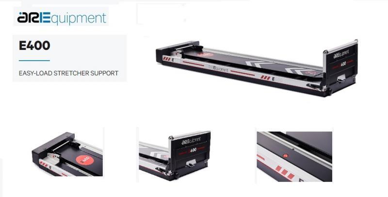 ARE E400 Easy-load Stretcher Support