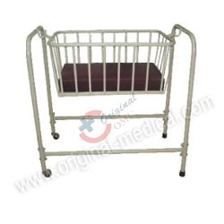 stainless-steel-baby-cradle