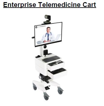 Enterprise Telemedicne Cart