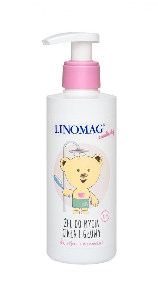 emollient baby wash
