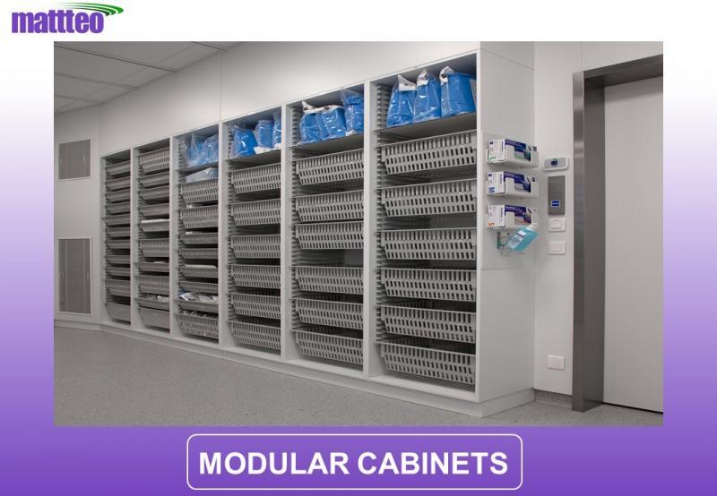 MODUL-iT modular cabinets