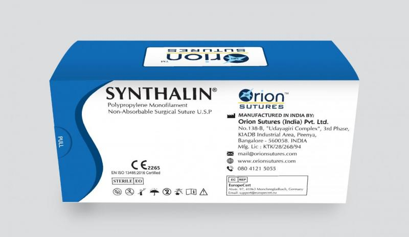 Surgical Suture Manufacturer