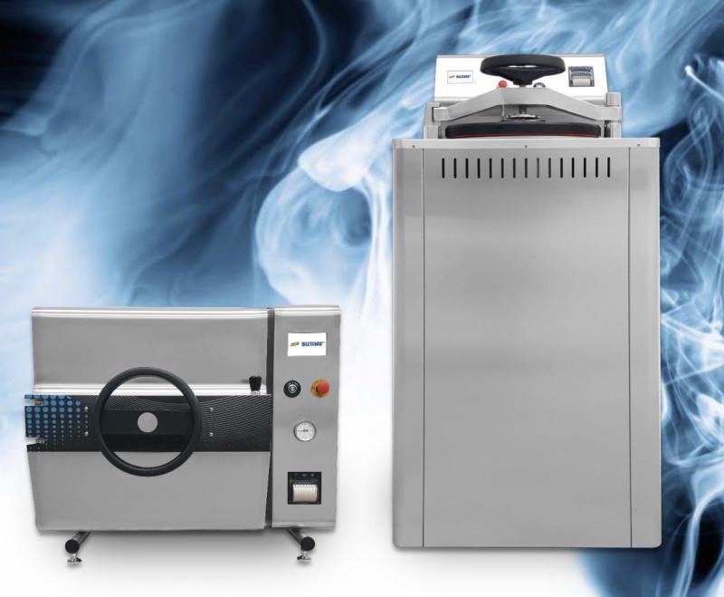 Sumer Adela Laboratory Type Horizontal and Vertical Steam Sterilizers / Autcolaves