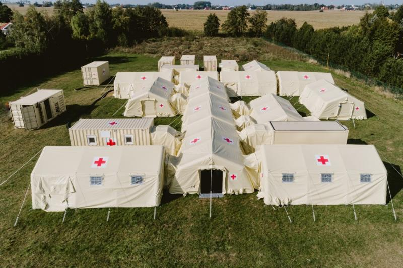 Emergency Field Hospital