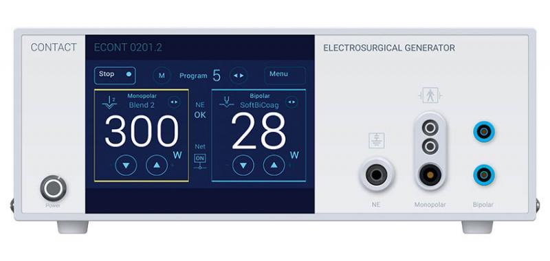 Electrosurgical Generator ECONT-0201.2