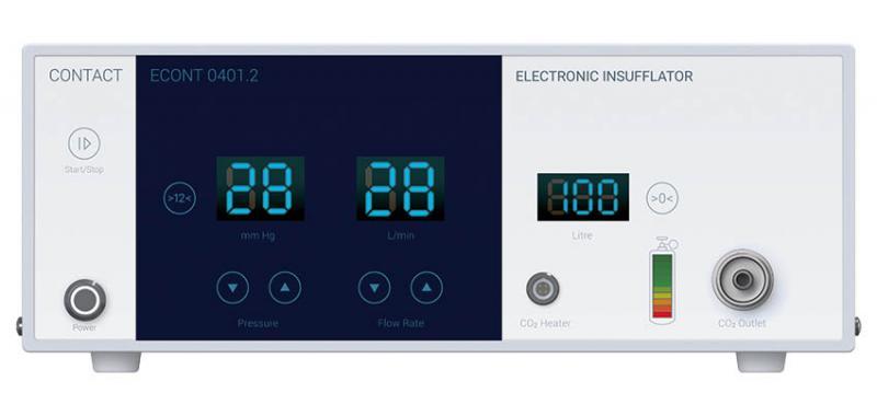 Electronic CO2 insufflator ECONT-0401.2