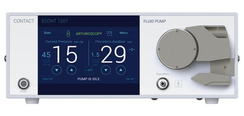 Universal Fluid Pump ECONT-1201