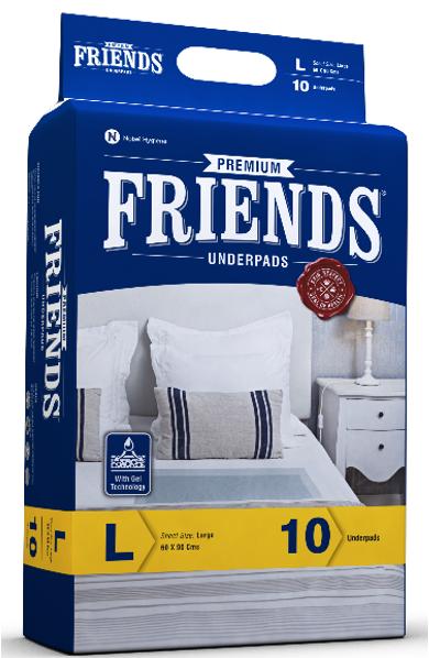 Friends Underpads