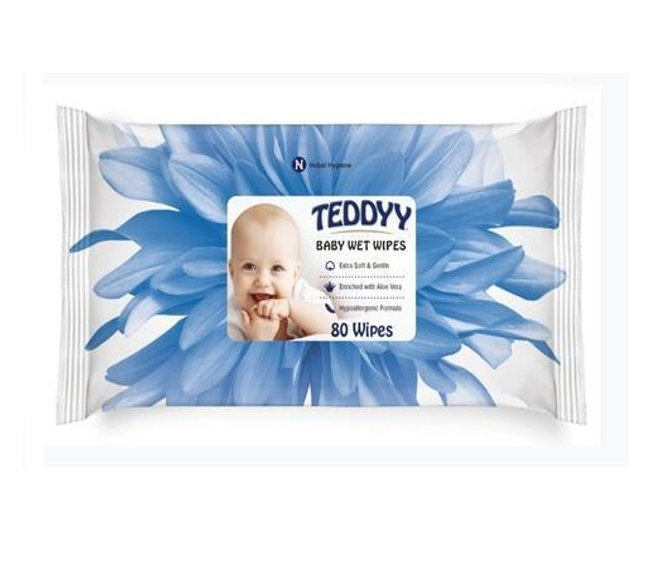 Teddyy Baby Wipes