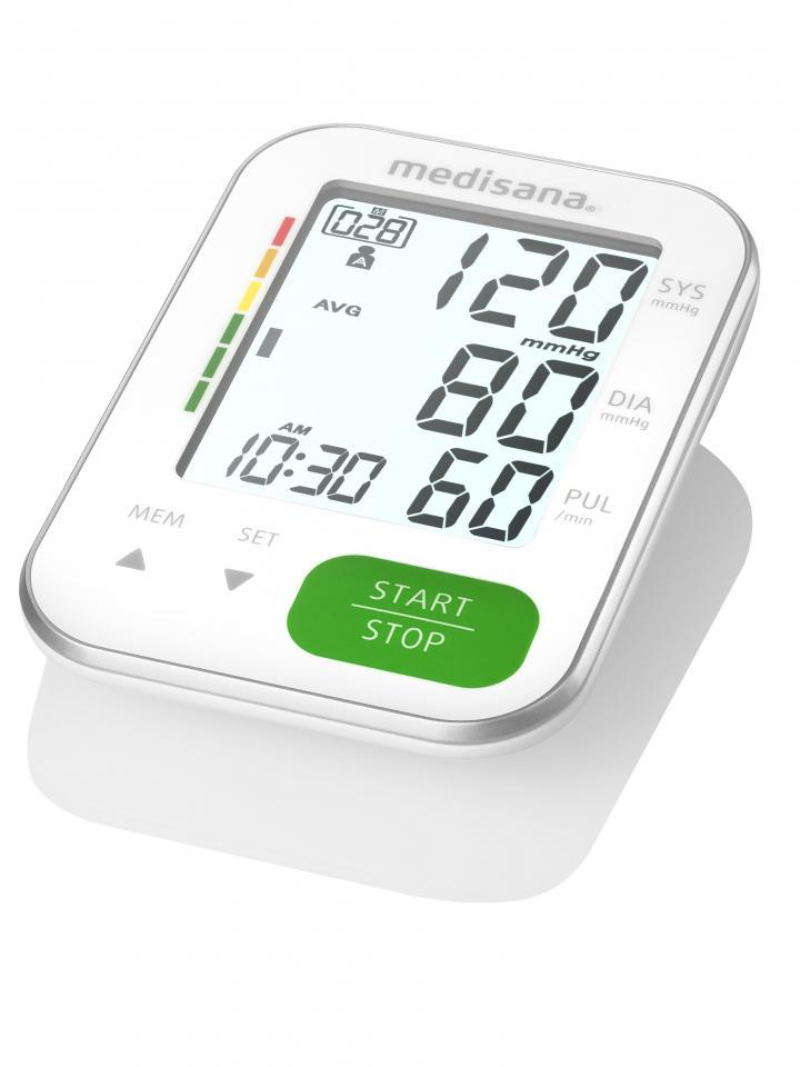 BU 565 Upper arm blood pressure monitor